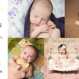 CT Newborn Photographer Elizabeth Frederick Photography's Christmas in July Newborn Photography Session Special. CT Baby Photographer Elizabeth Frederick Photography